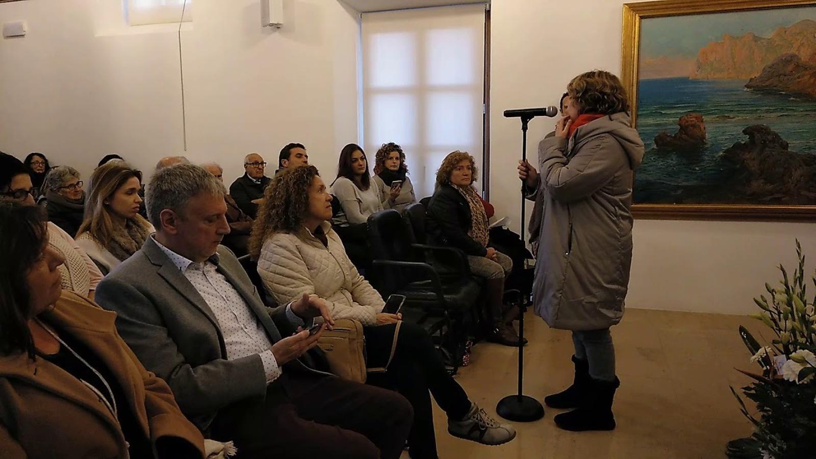 L'Ajuntament de Pollença dona el darrer adeu de Joan Losa amb un senzill i sentit homenatge