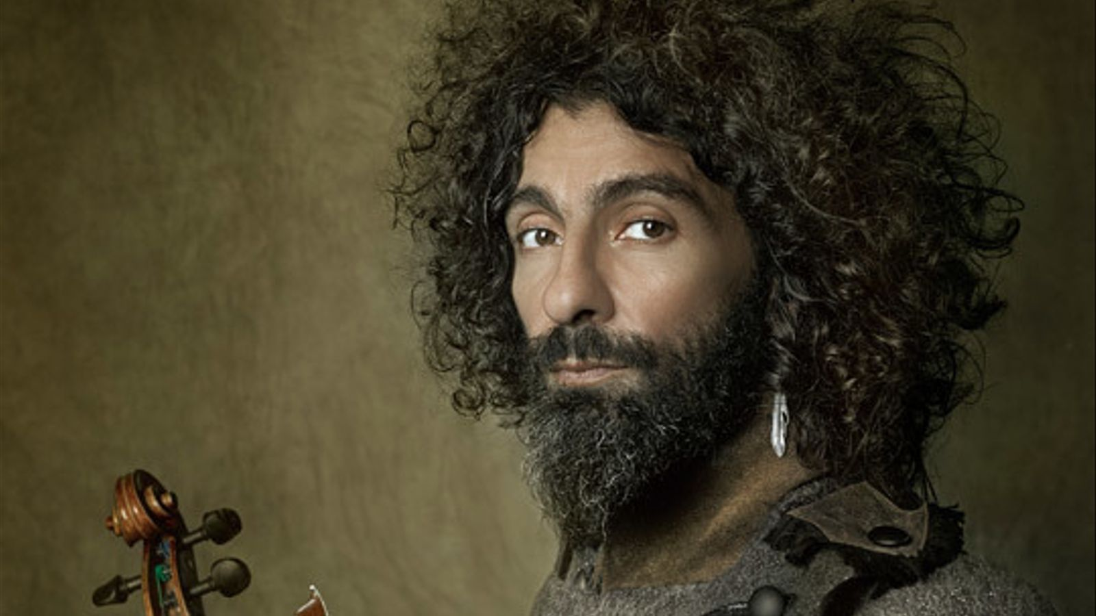 Ara Malikian 'The Incredible world tour of violin'.
