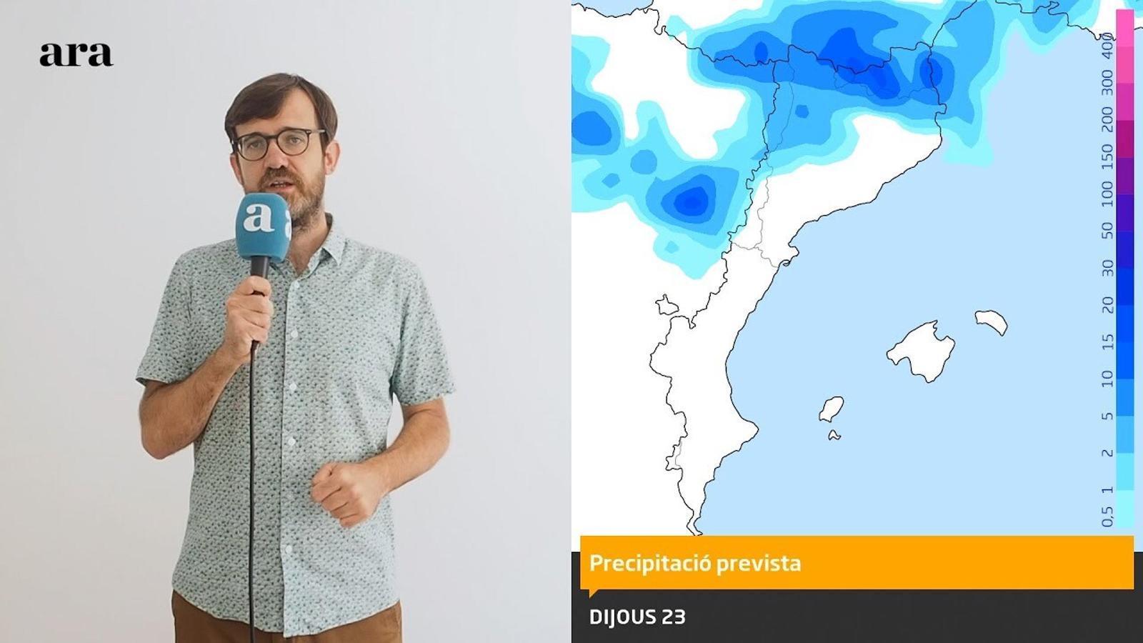 La méteo: calor intensa a l'espera d'un canvi de temps