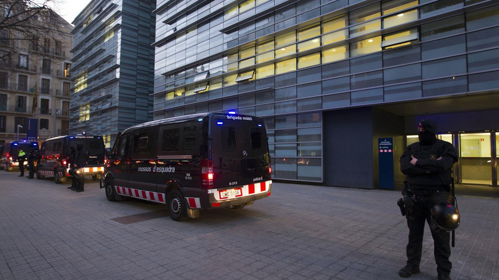 Alerta d'Europa pels maltractaments en presons i comissaries catalanes