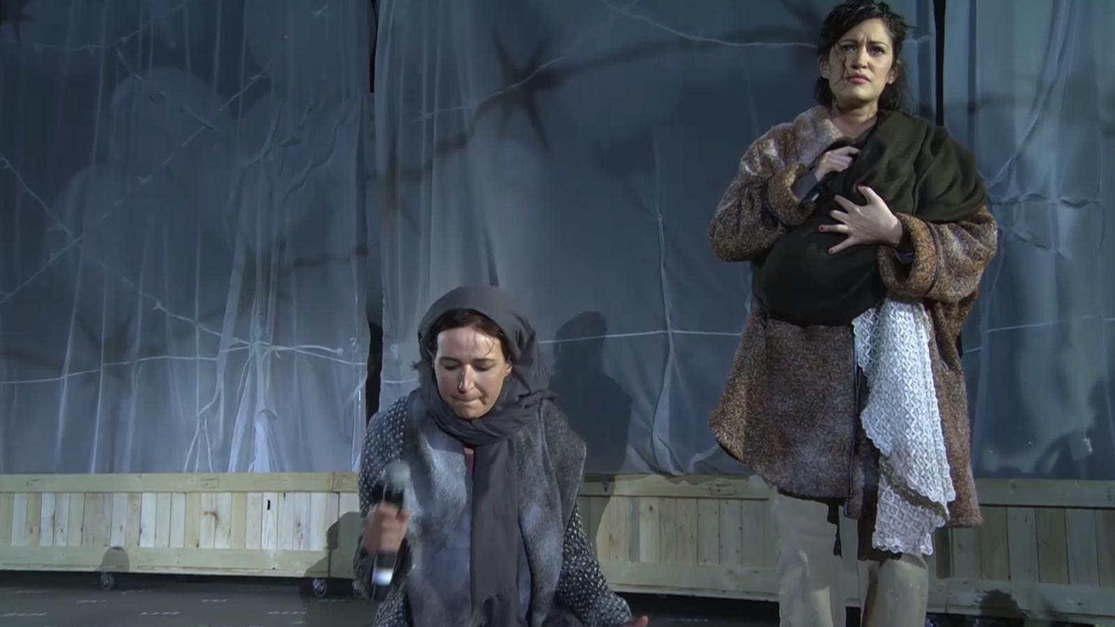 'Corrandes d'exili', amb Elena Gadel, Lluís Llach i Sílvia Bel