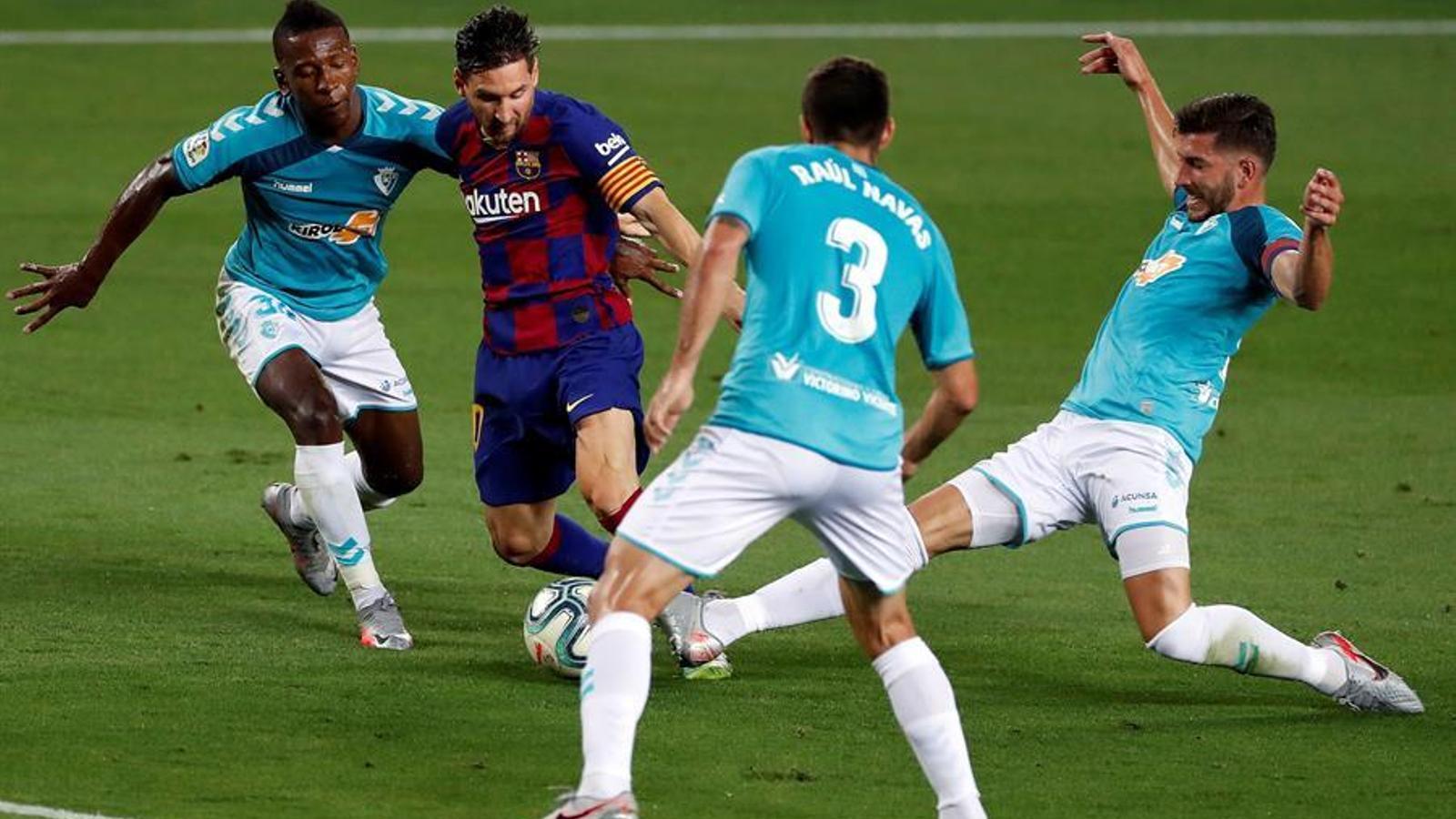 Un Barça sense Lliga, un Barça sense ànima