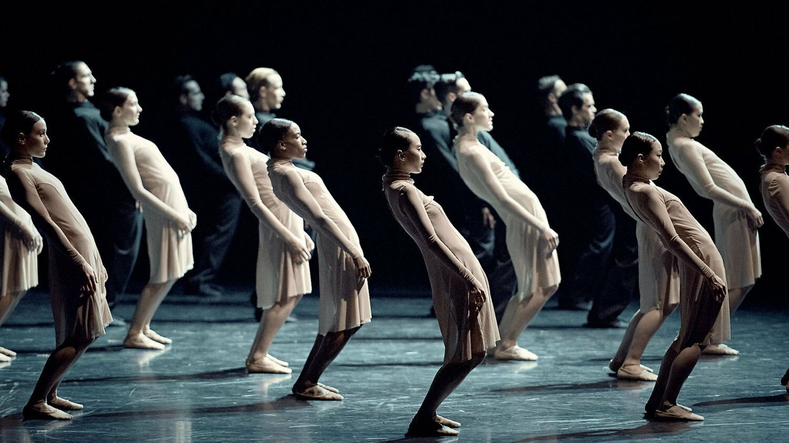 Les Grands Ballets Canadiens debuta al Liceu.