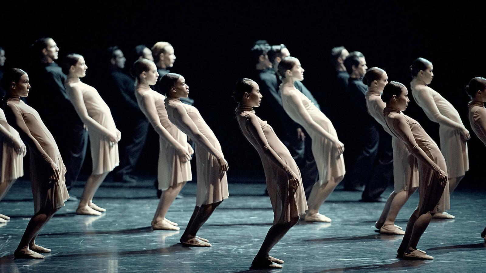 Les Grands Ballets Canadiens debuta al Liceu.