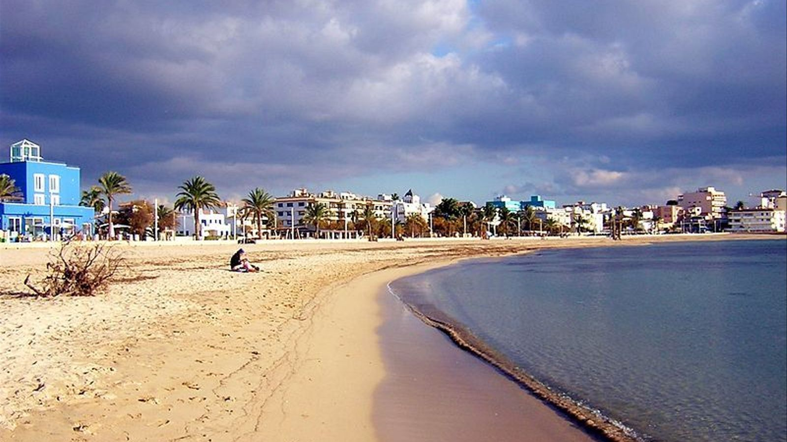 Hi va haver 273 vessaments a la badia Palma la passada legislatura