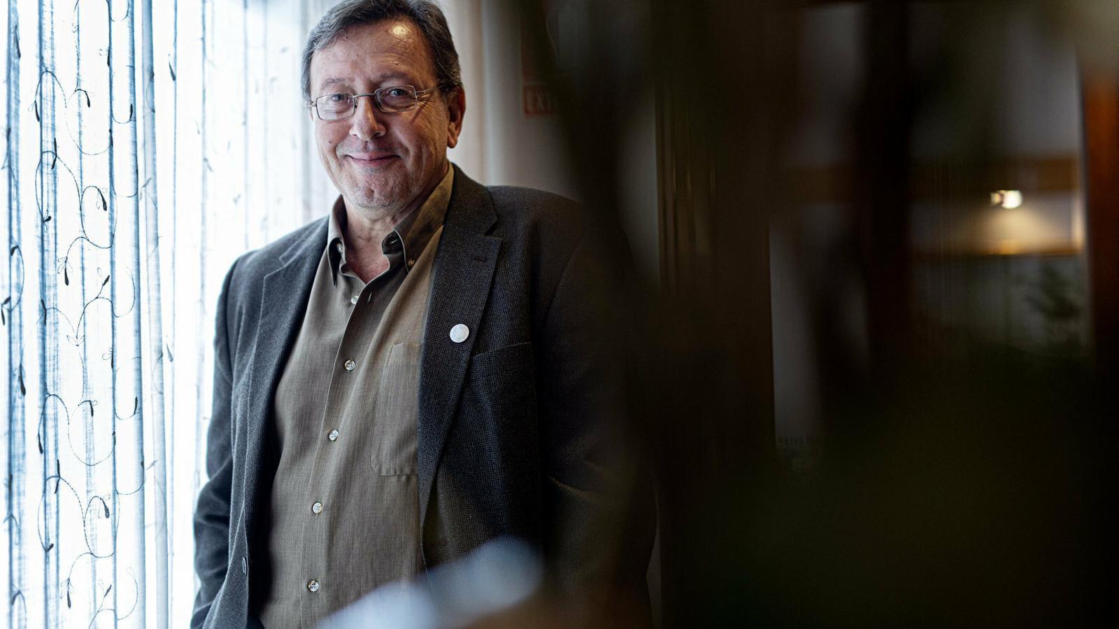"""Carlos M. Duarte: """"La sostenibilitat és la gran oportunitat de negoci des de la revolució industrial"""""""