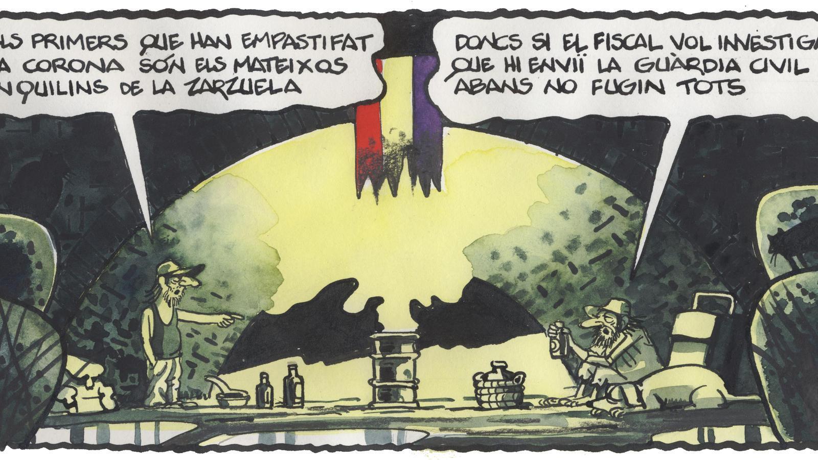 'A la contra', per Ferreres 15/08/2020