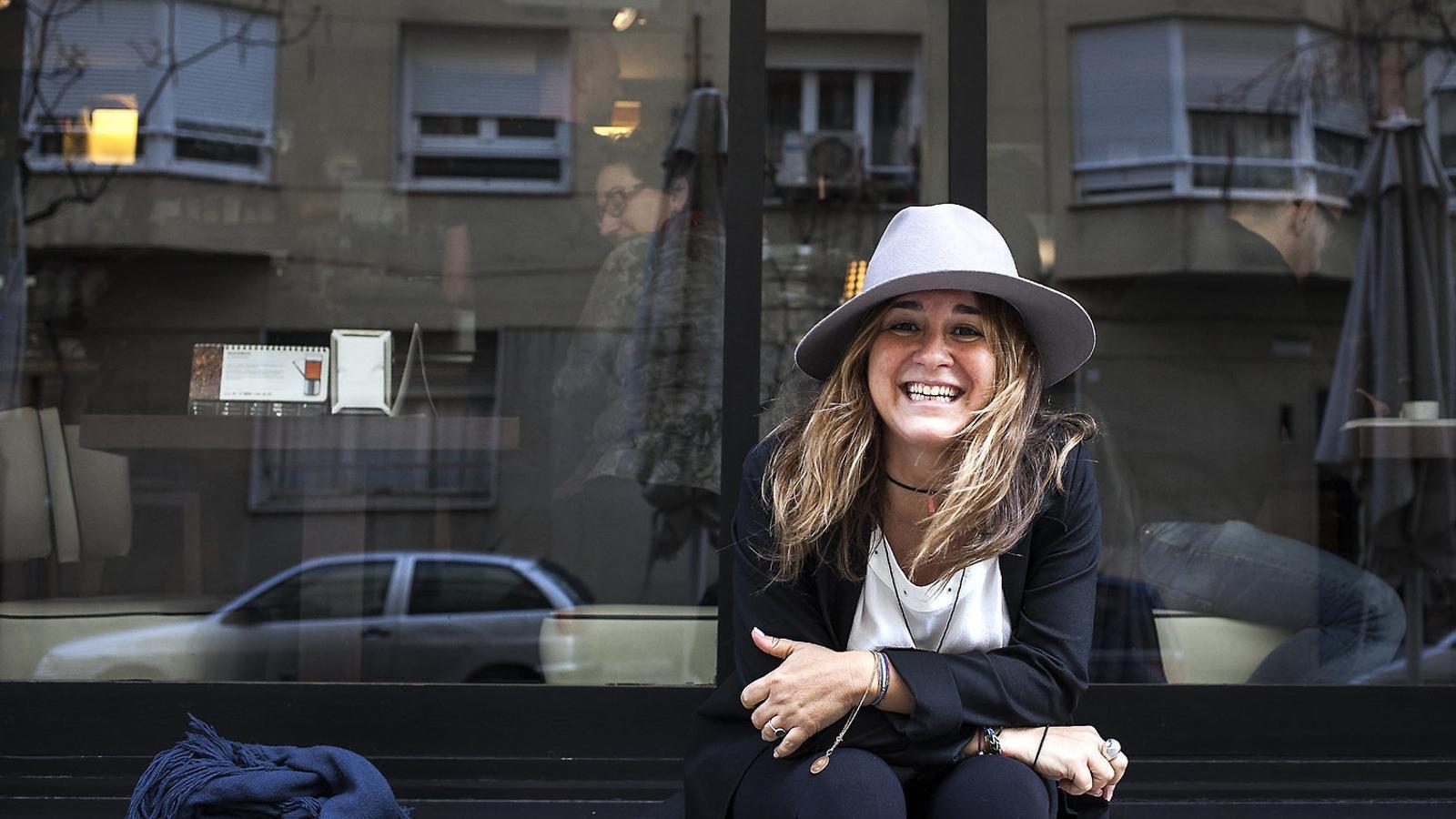 Iolanda Batallé, l'editora i escriptora proposada per dirigir l'Institut Ramon Llull, en una imatge del 2014.
