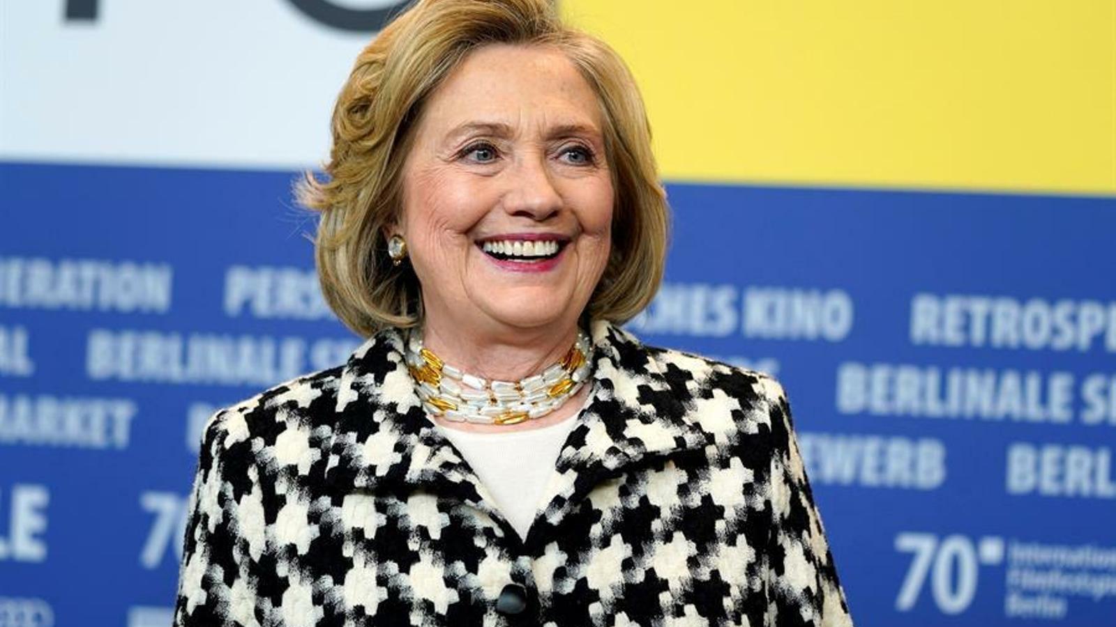 """Hillary Clinton a Berlín: """"Putin sabia perfectament qui era jo i per això em volia derrotar"""""""