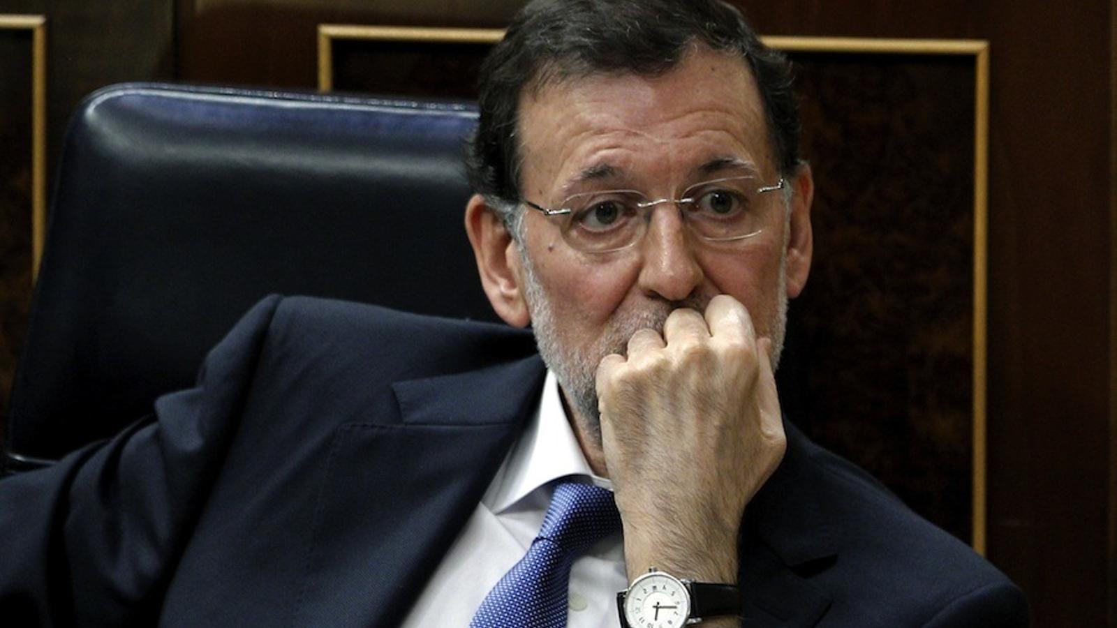 EN DIRECTE: Rajoy, pendent del PNB en l'última votació per aprovar els pressupostos