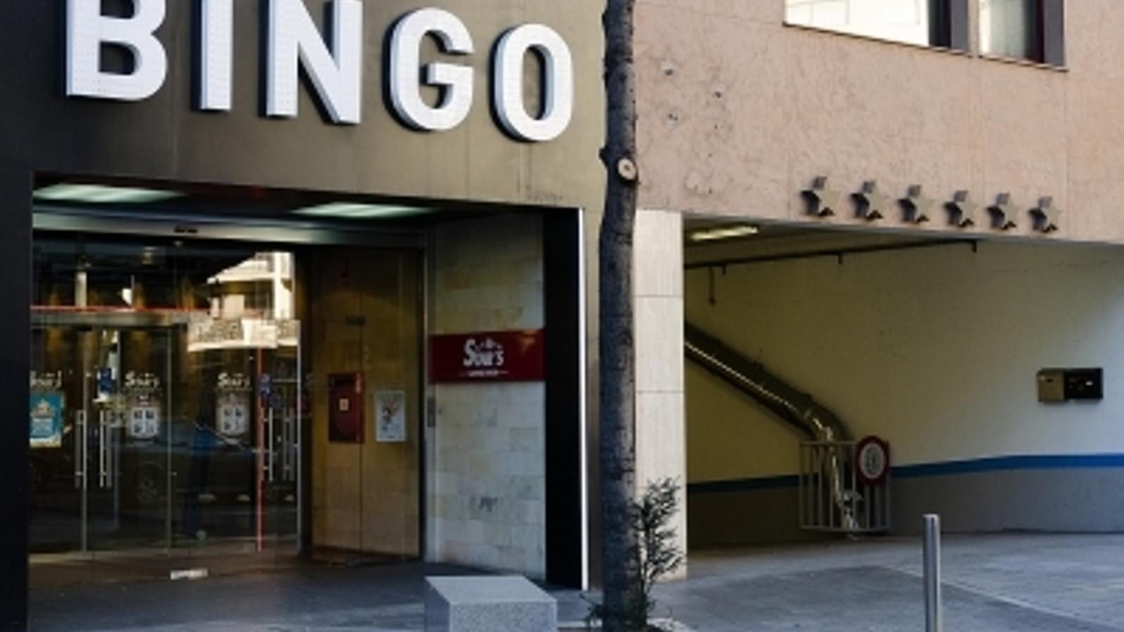 Bingo d'Andorra la Vella