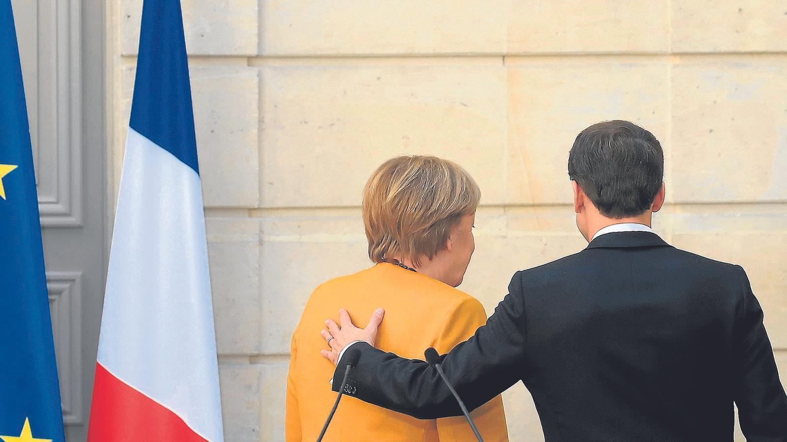 Alemanya i França col·loquen dues dones conservadores al timó de la UE