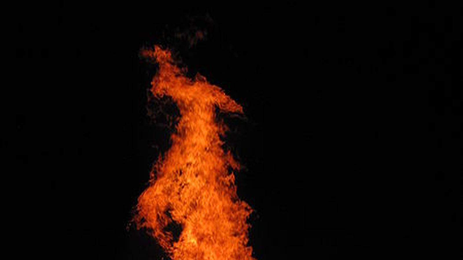 Coses que cremaré a la foguera / YONINAH