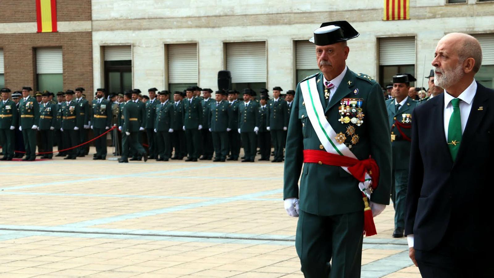 L'anàlisi d'Antoni Bassas: 'Destitueixin el general de la Guàrdia Civil'