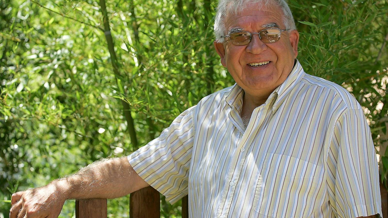 Josep Poca Gaya, un personatge  A l'ombra