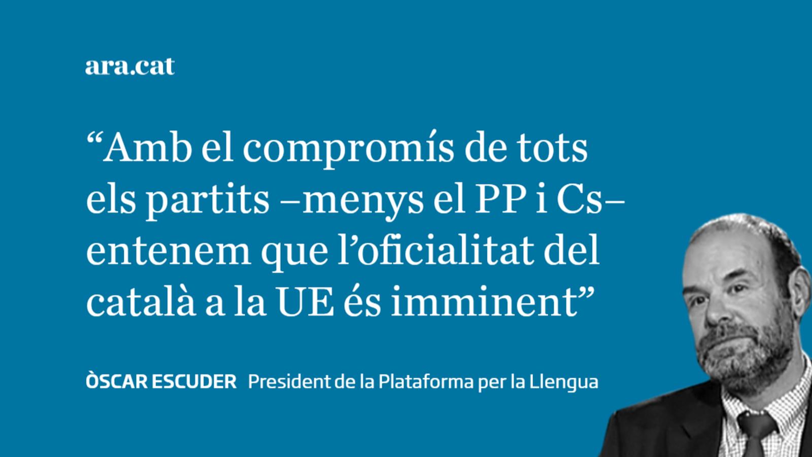 El català, 25a llengua oficial de la Unió Europea