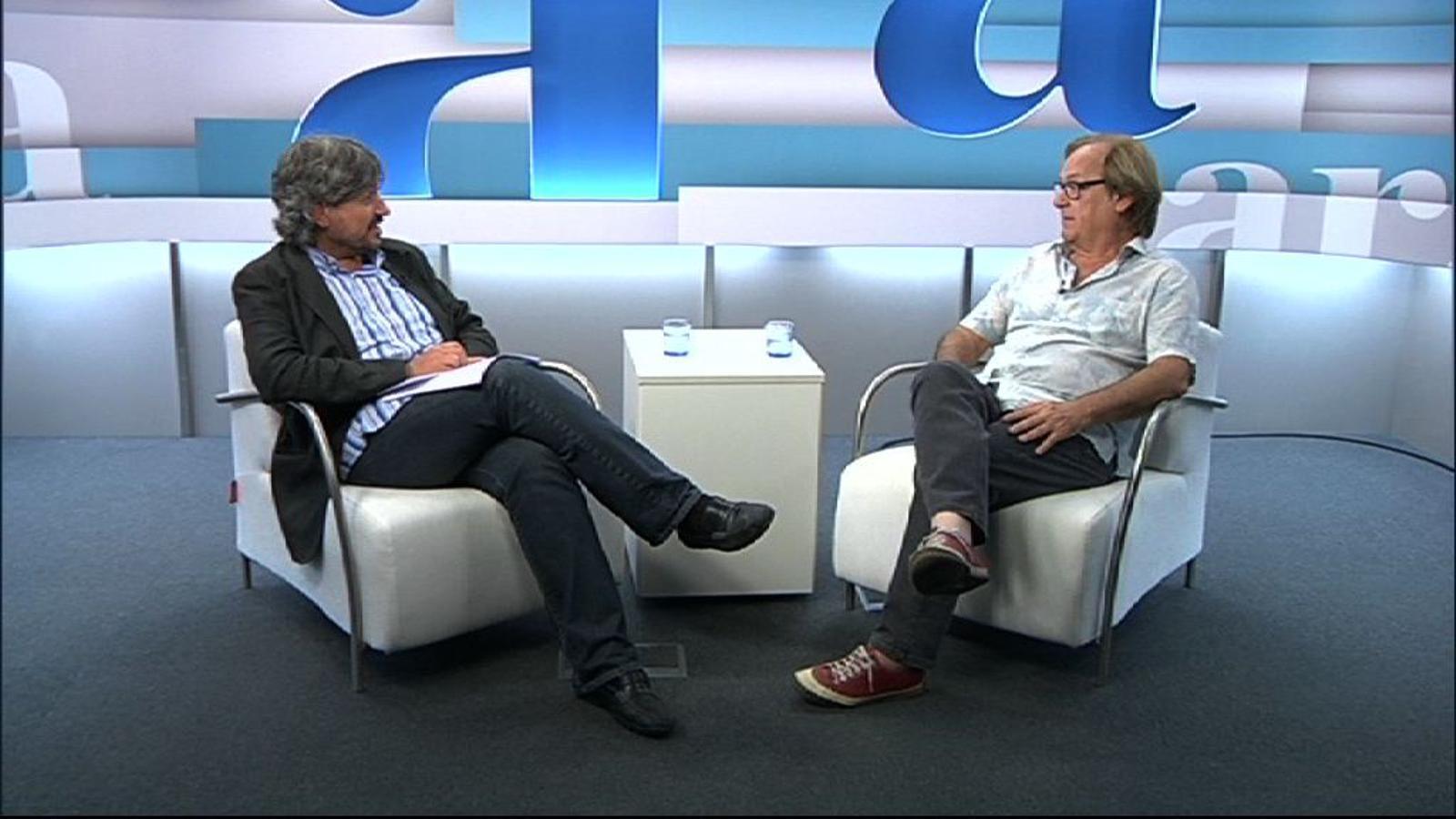 Ventura Pons: Per mi l'amistat és la família que et fas i això és molt important