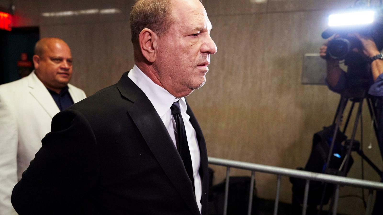 Harvey Weinstein reivindica el seu suport a les dones de Hollywood
