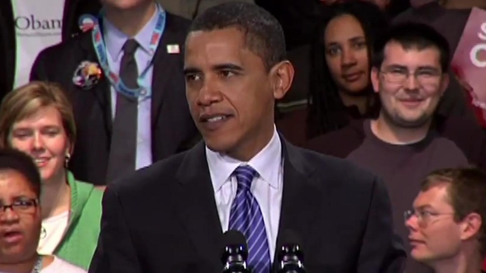 Obama torna a Iowa
