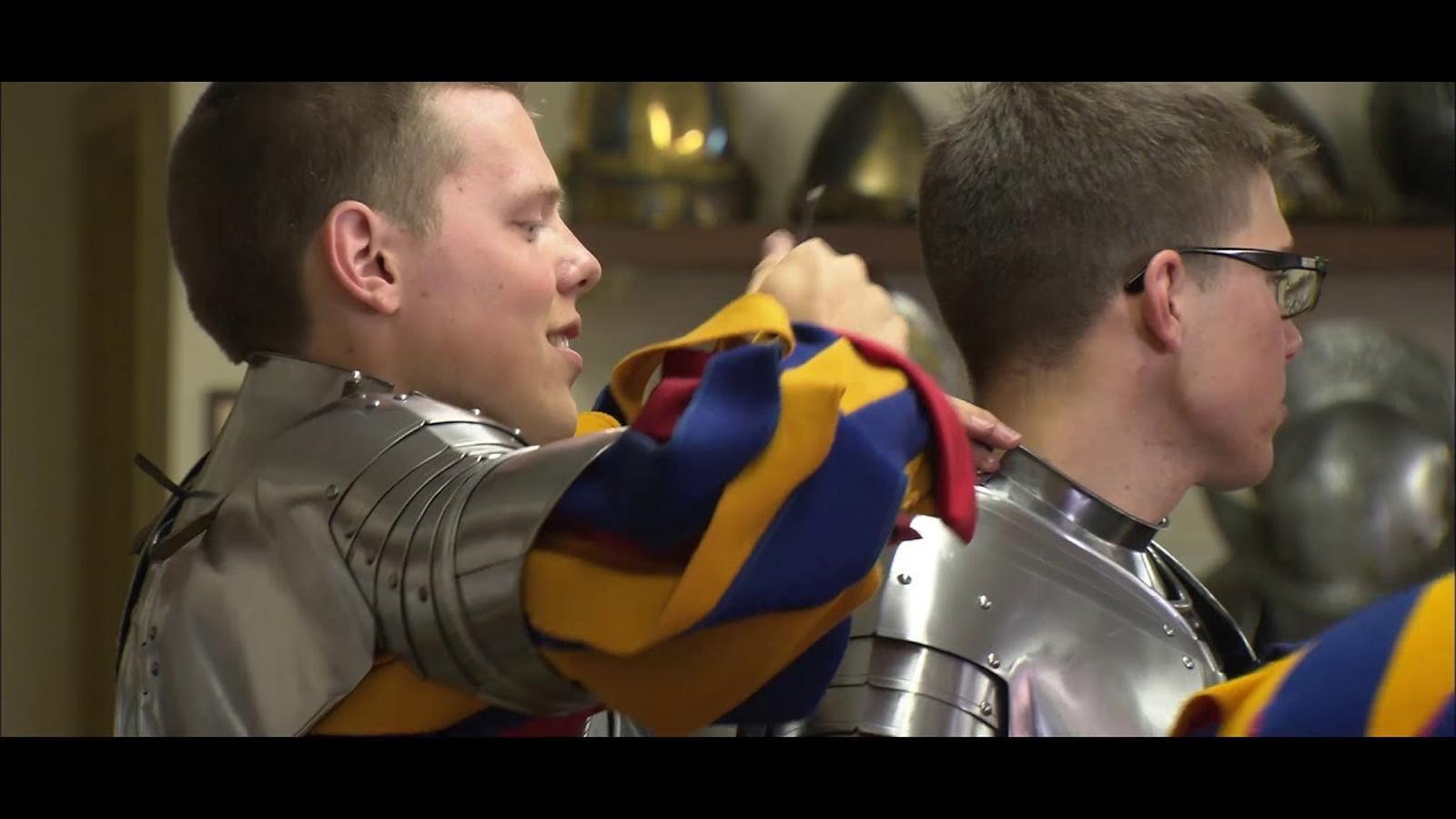 El Vaticà no troba reclutes per a la Guàrdia Suïssa