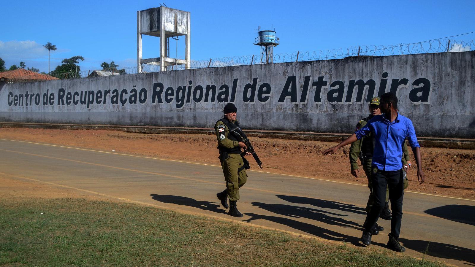 Una baralla en una presó del Brasil deixa 57 morts