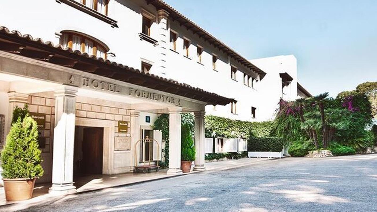 L'Hotel Formentor.