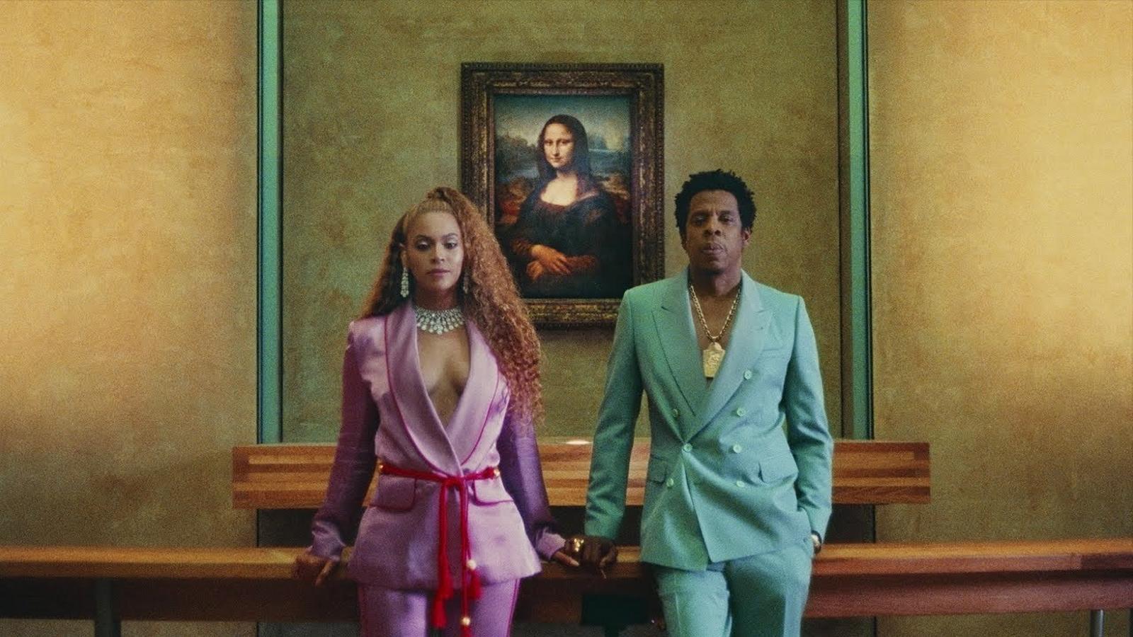 El videoclip de Beyoncé i Jay Z 'Apeshit'