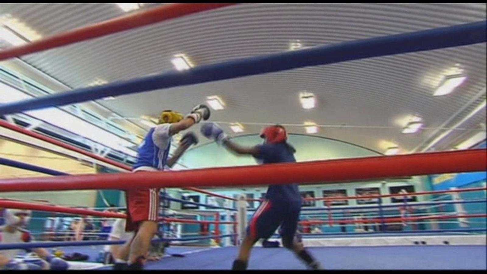 L'estricta alimentació dels boxejadors olímpics