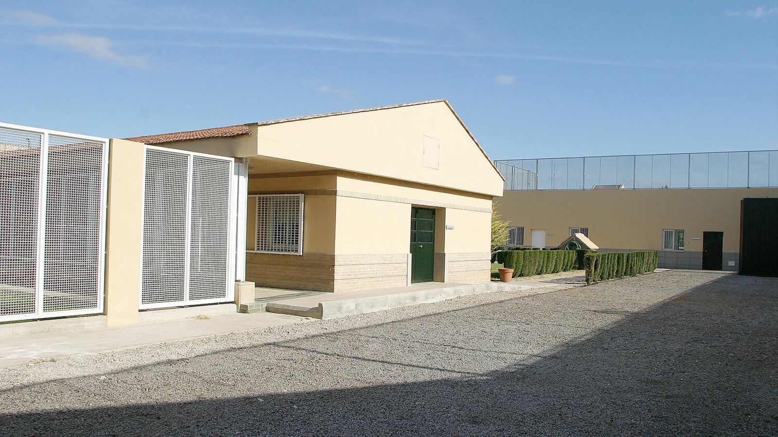 El centre de menors Es Pinaret, gestionat per la Fundació s'Estel