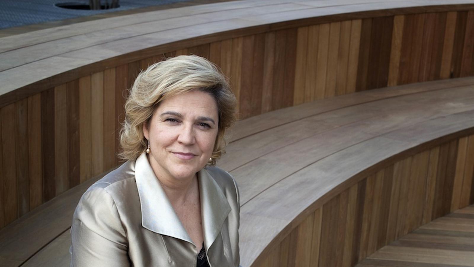 Pilar Rahola en una imatge d'arxiu