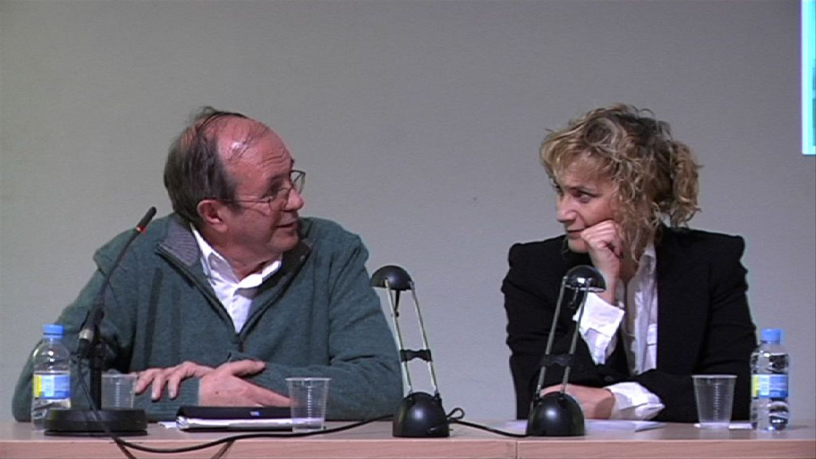 Jaume Cela a Mònica Terribas: Jo a l'escola dono ciutadania i avui he sabut que sóc mestre d'adoctrinament