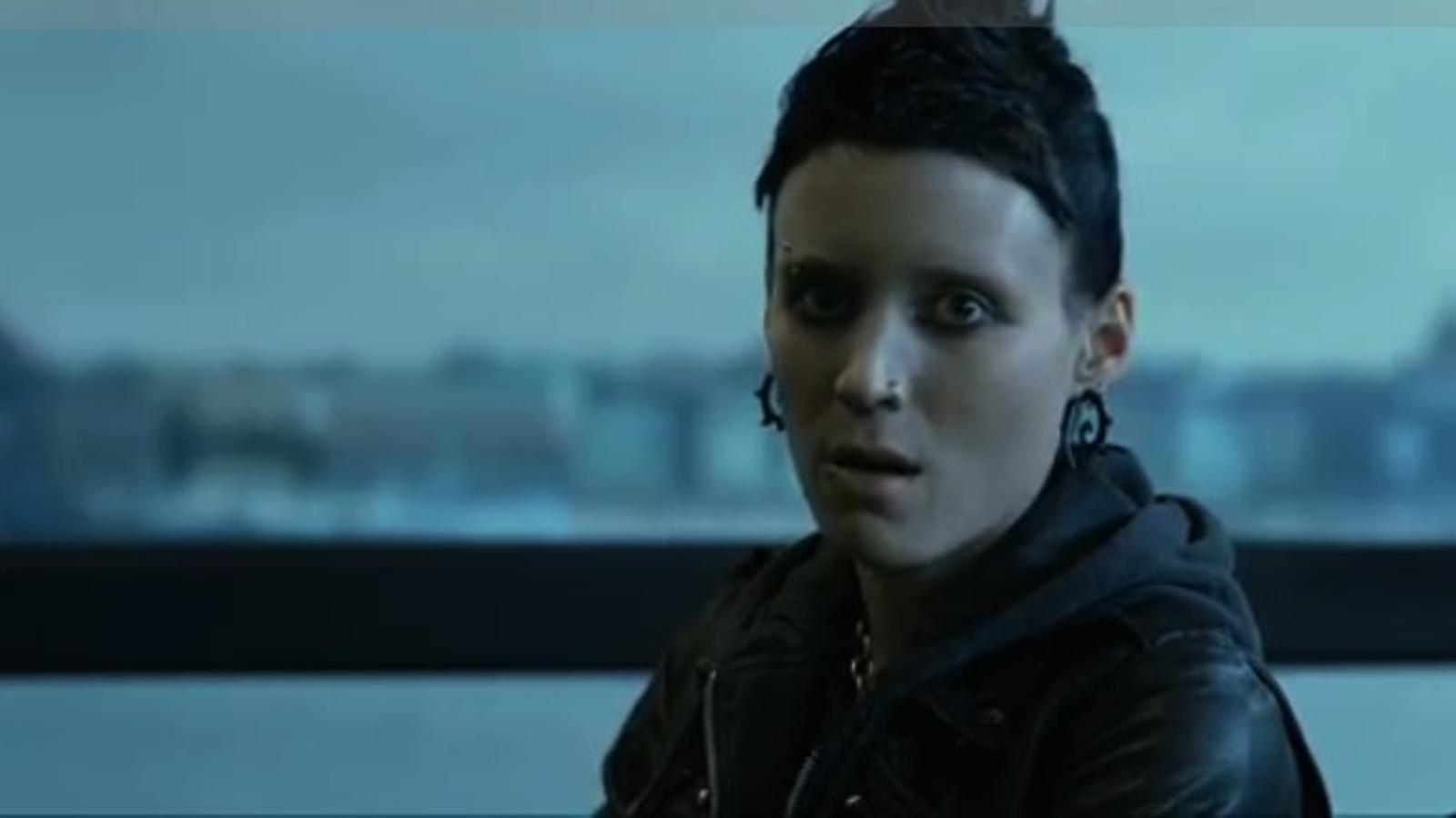 El nou tràiler de 'The girl with the dragon tattoo', l'adaptació de David Fincher de la novel·la 'Els homes que no estimaven les dones'