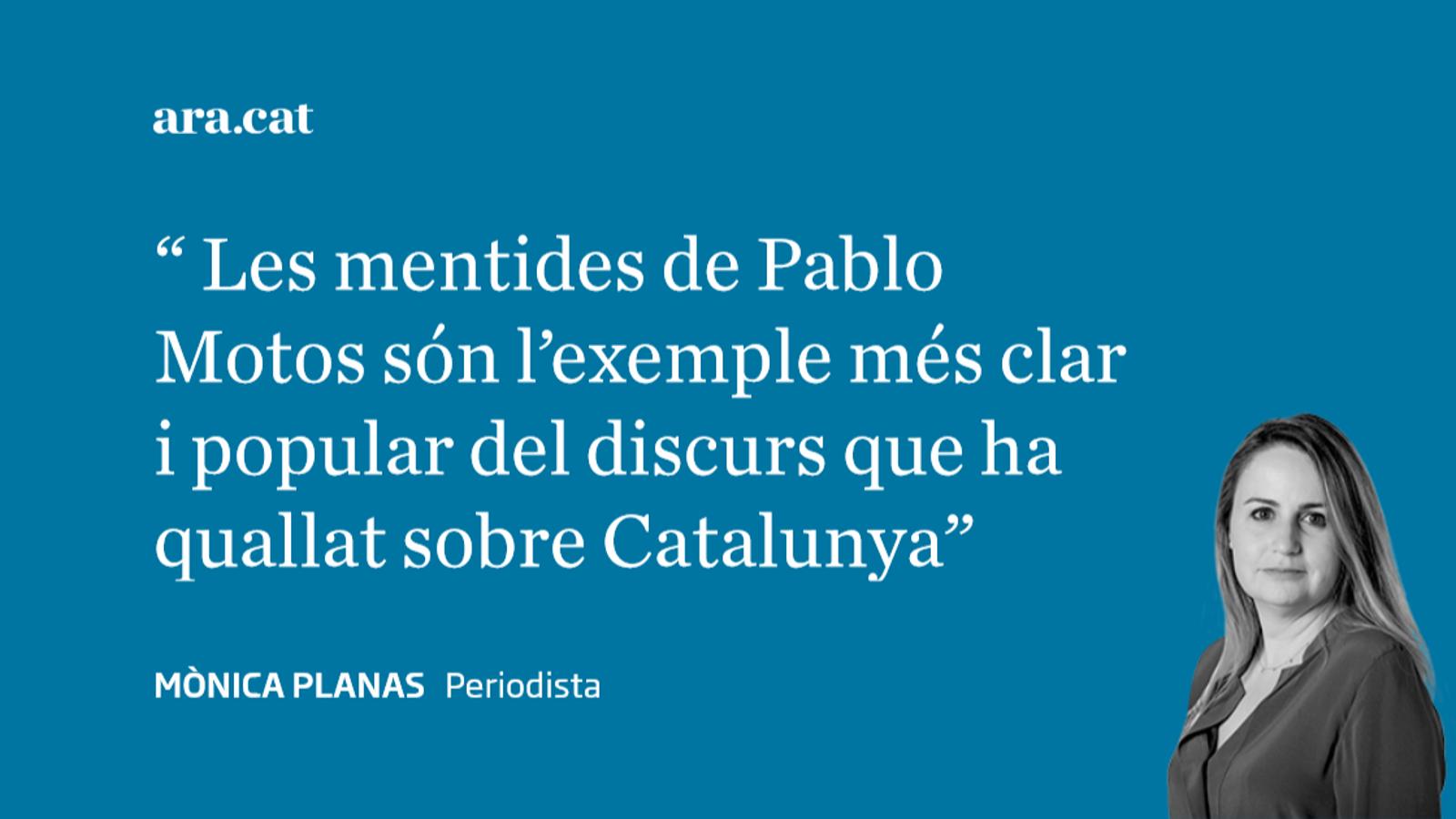 Les mentides de Pablo Motos