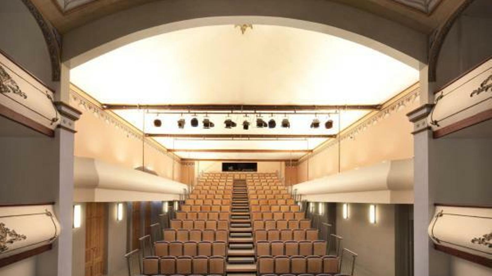 Imatge del teatre Mar i Terra de Palma