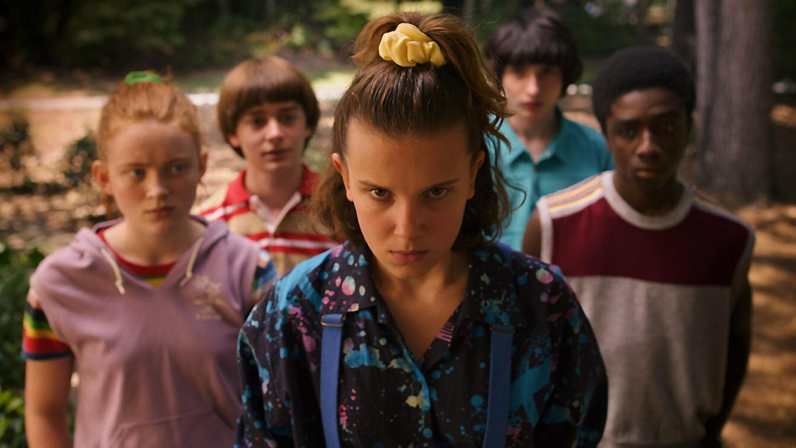 'Stranger things' s'enfronta als misteris de l'adolescència