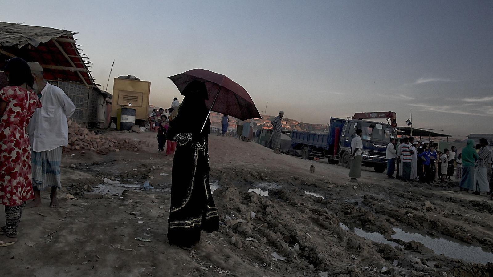 La població local de Bangladesh ara no vol els rohingyes al país