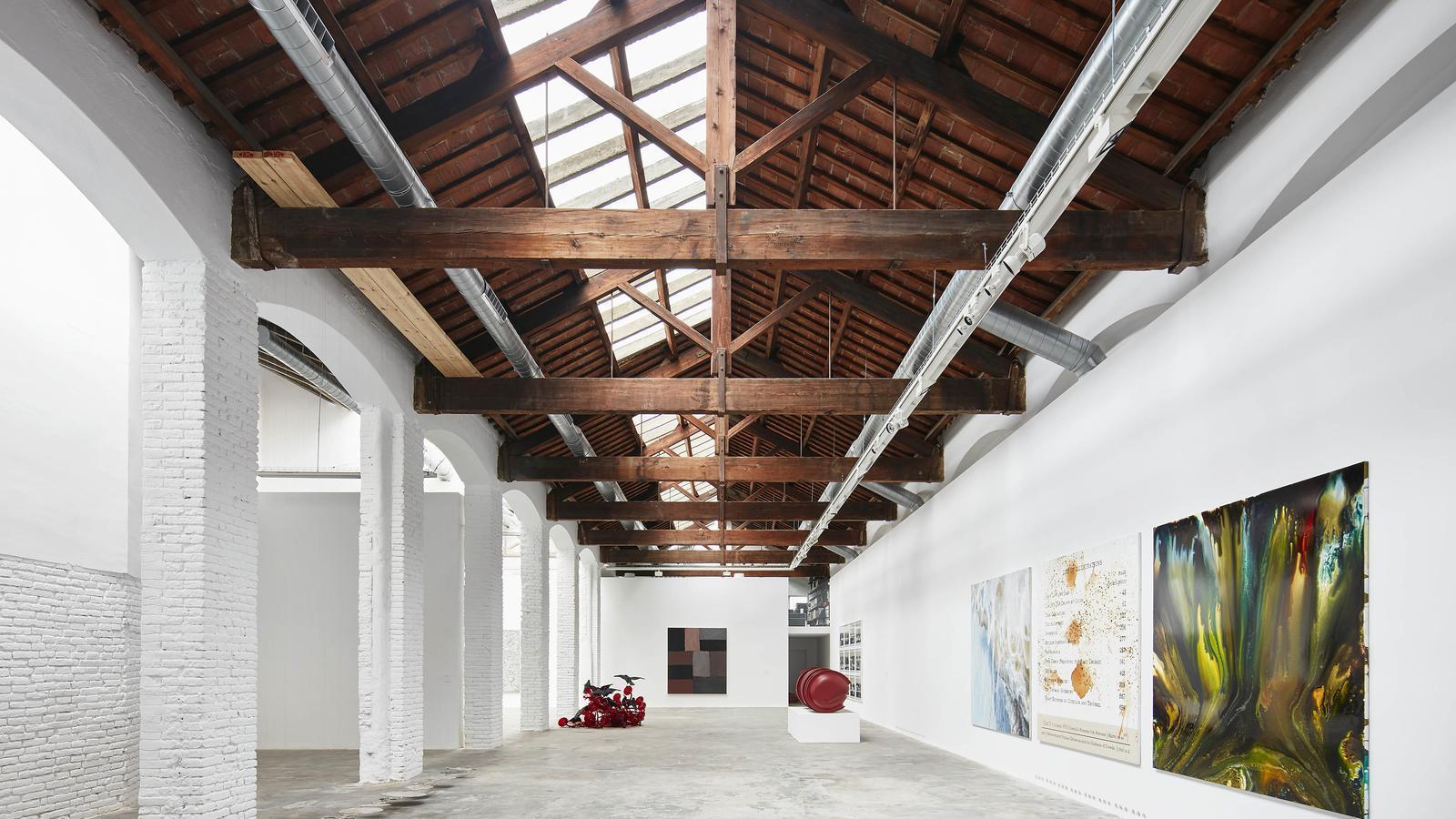 Galeria Carles Taché de l'arquitecte Vidal Tomás
