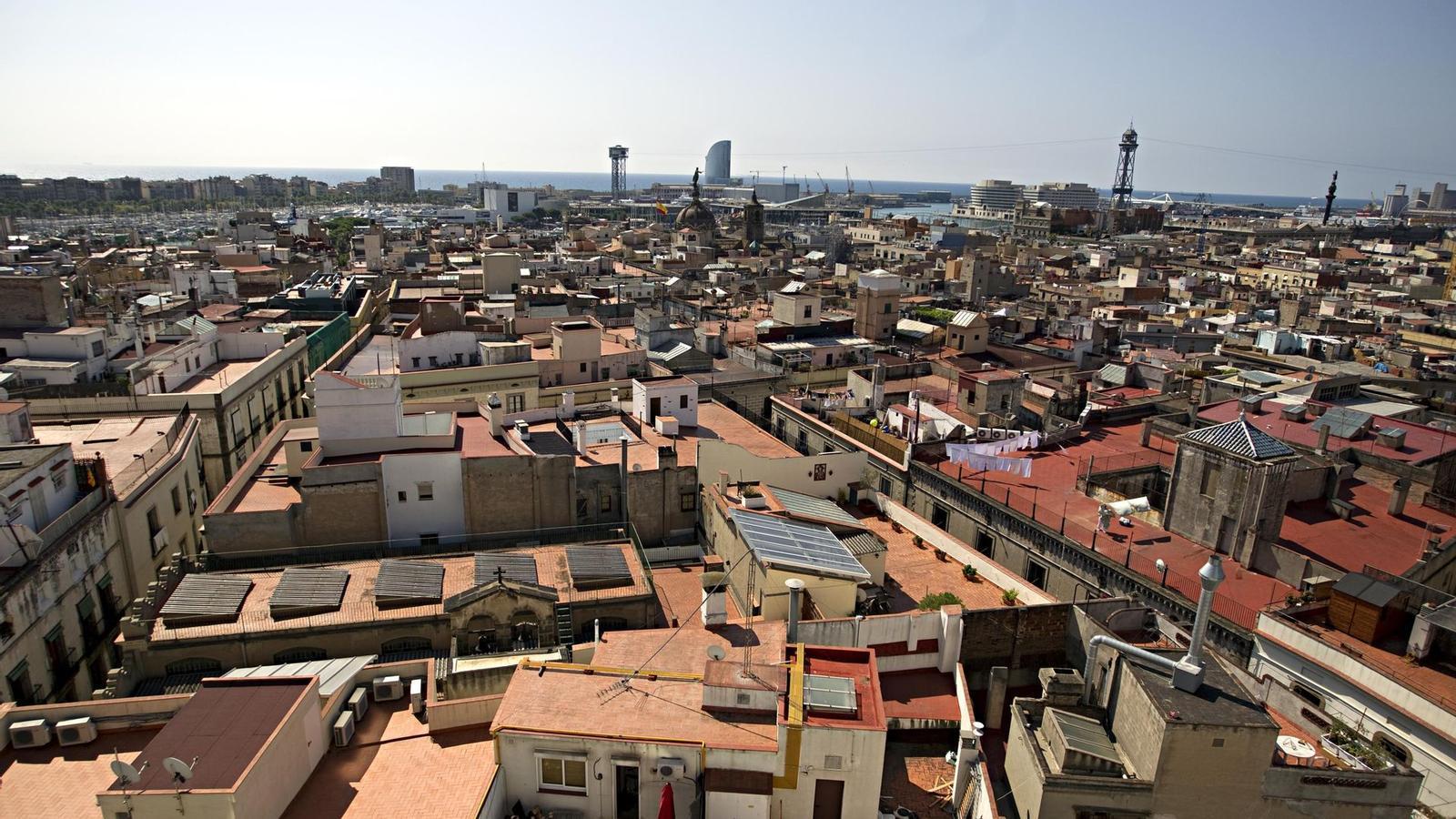 Barcelona condiciona els ajuts per rehabilitar edificis a l'índex de referència de preus de lloguer