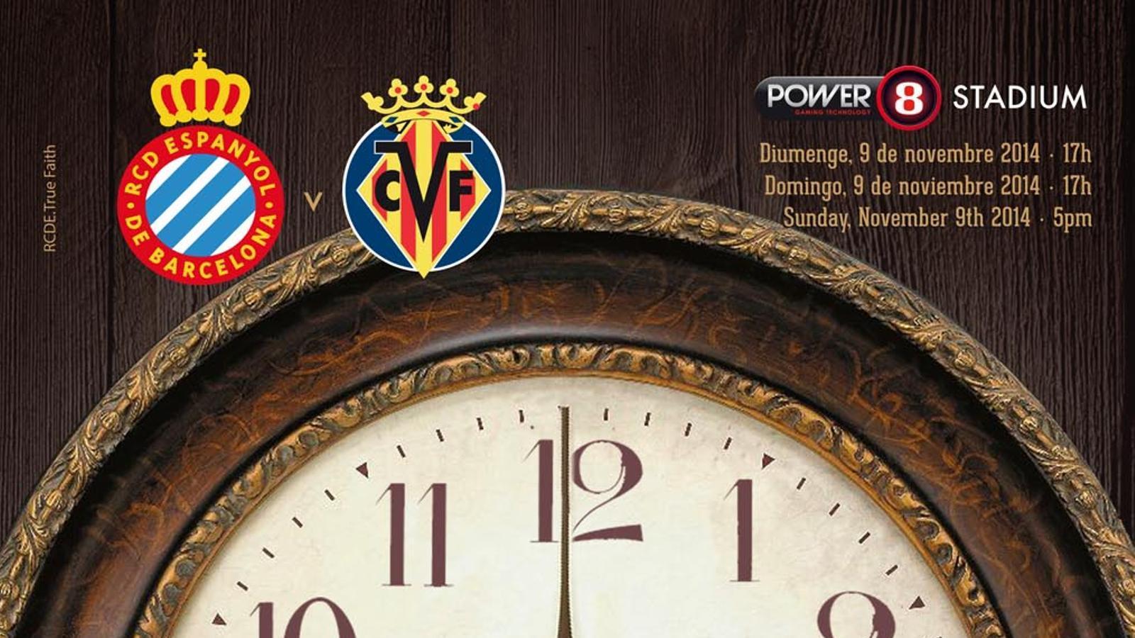 #ales5alPower8, la nova campanya de l'Espanyol