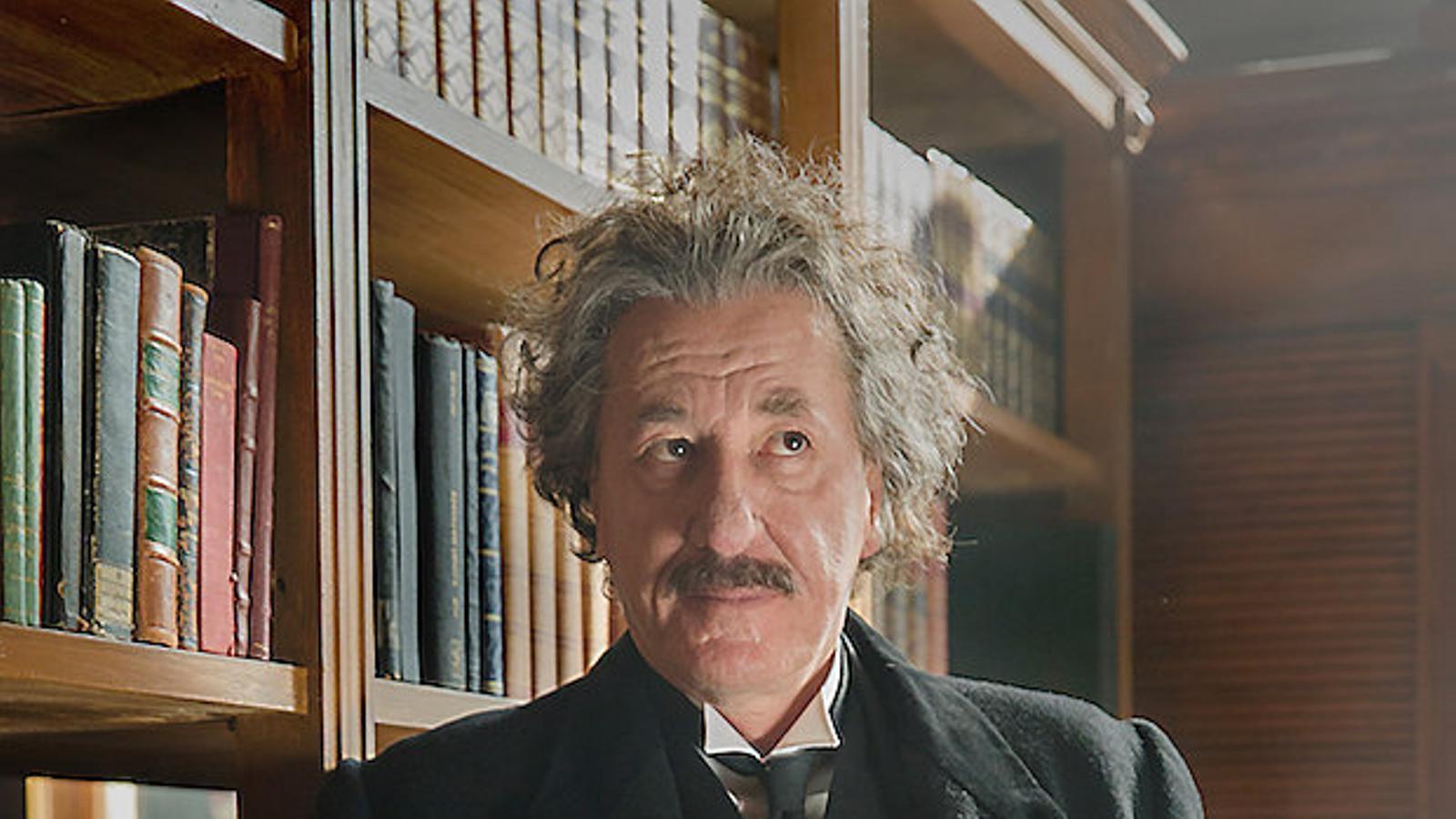 National Geographic estrena una sèrie sobre la vida d'Einstein