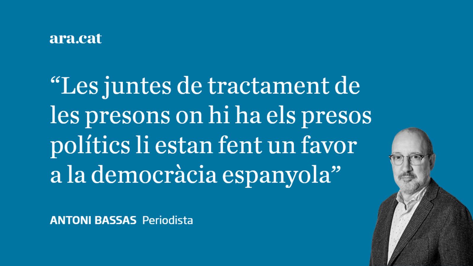 Beneficis penitenciaris per a Espanya