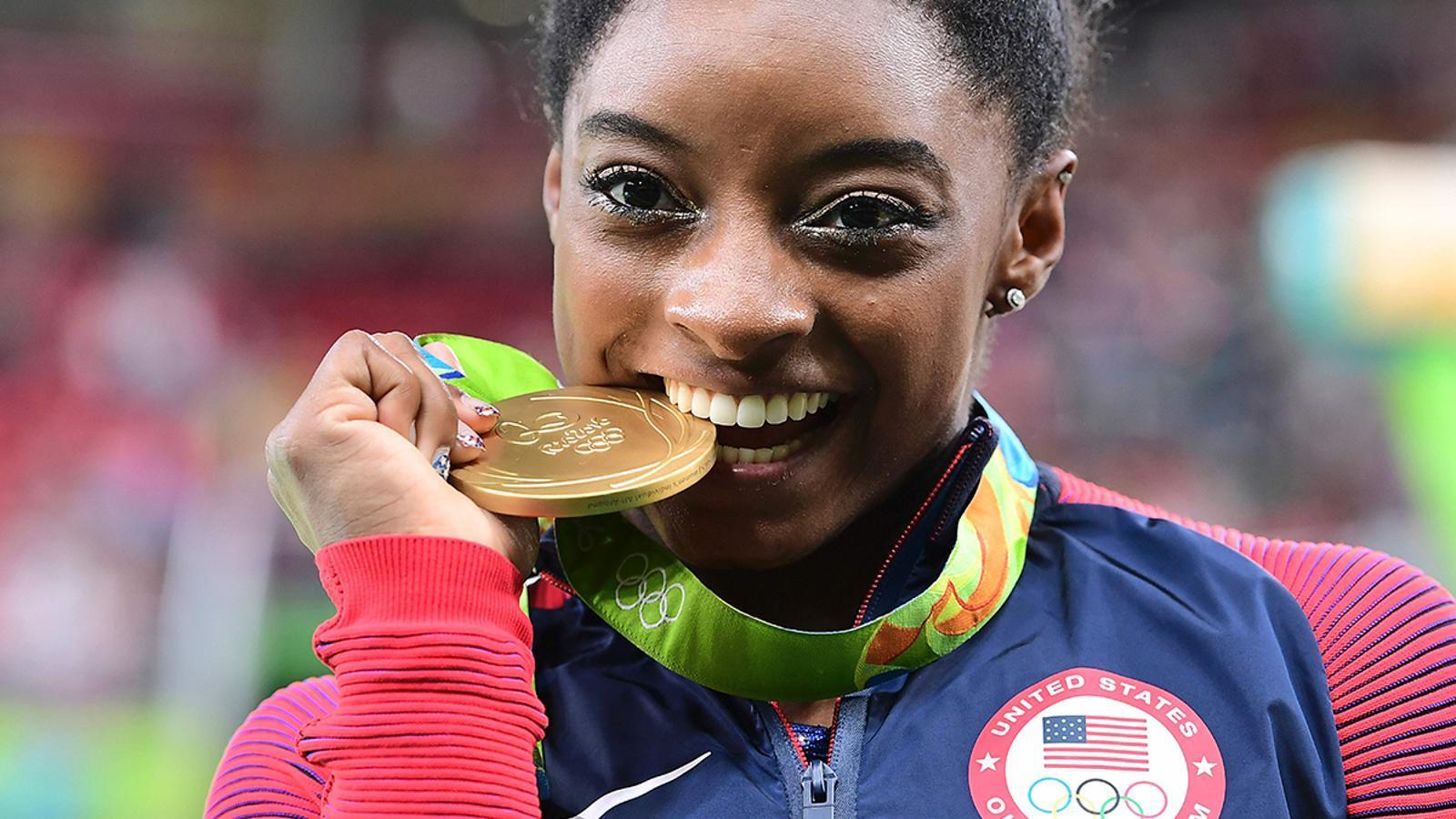 Ningú no dubta que Simone Biles té la medalla d'or més que merescuda.