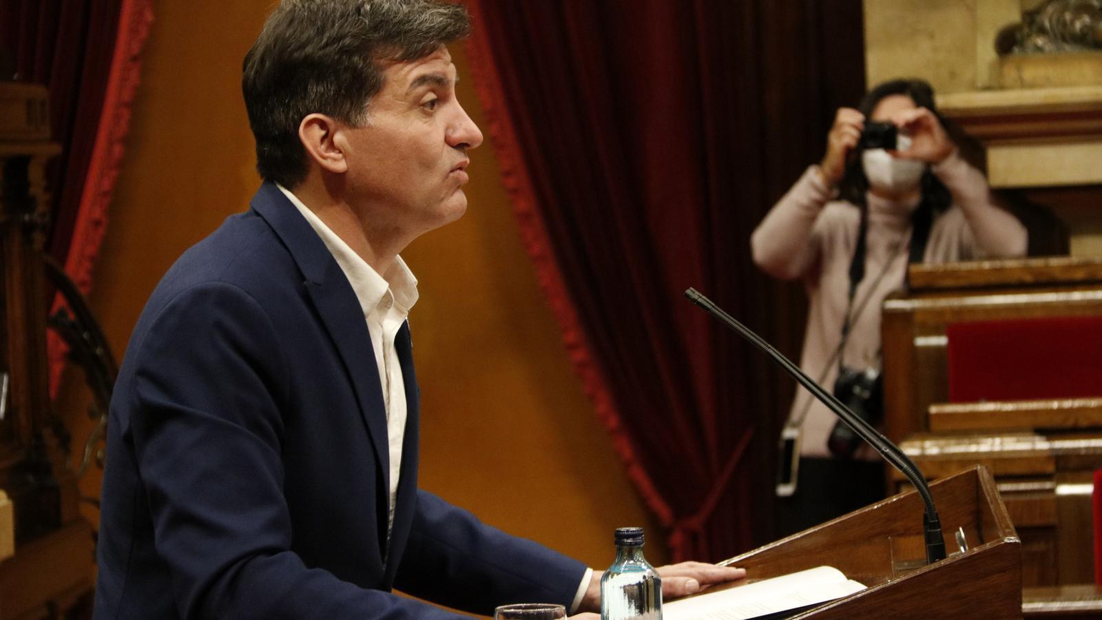 JxCat i ERC es retreuen mútuament la incertesa electoral