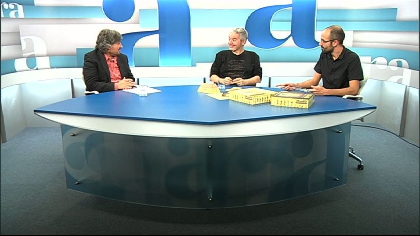 Entrevista de Carles Capdevila a Màrius Serra per 'Ara TV Premium'
