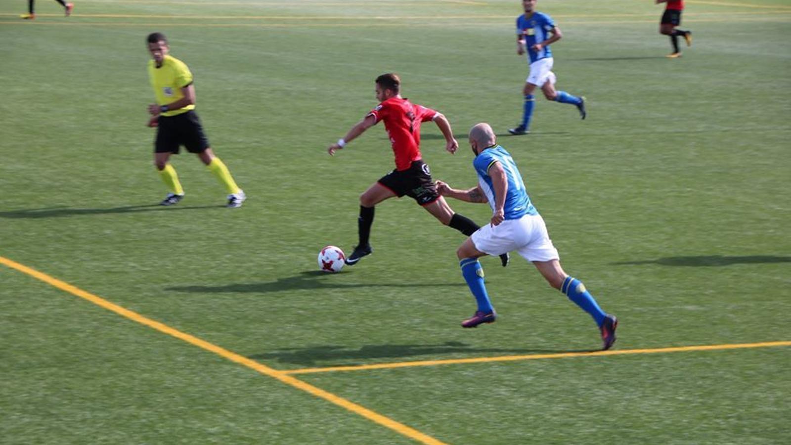El Formentera s'enfronta aquesta setmana a dos partits importants.
