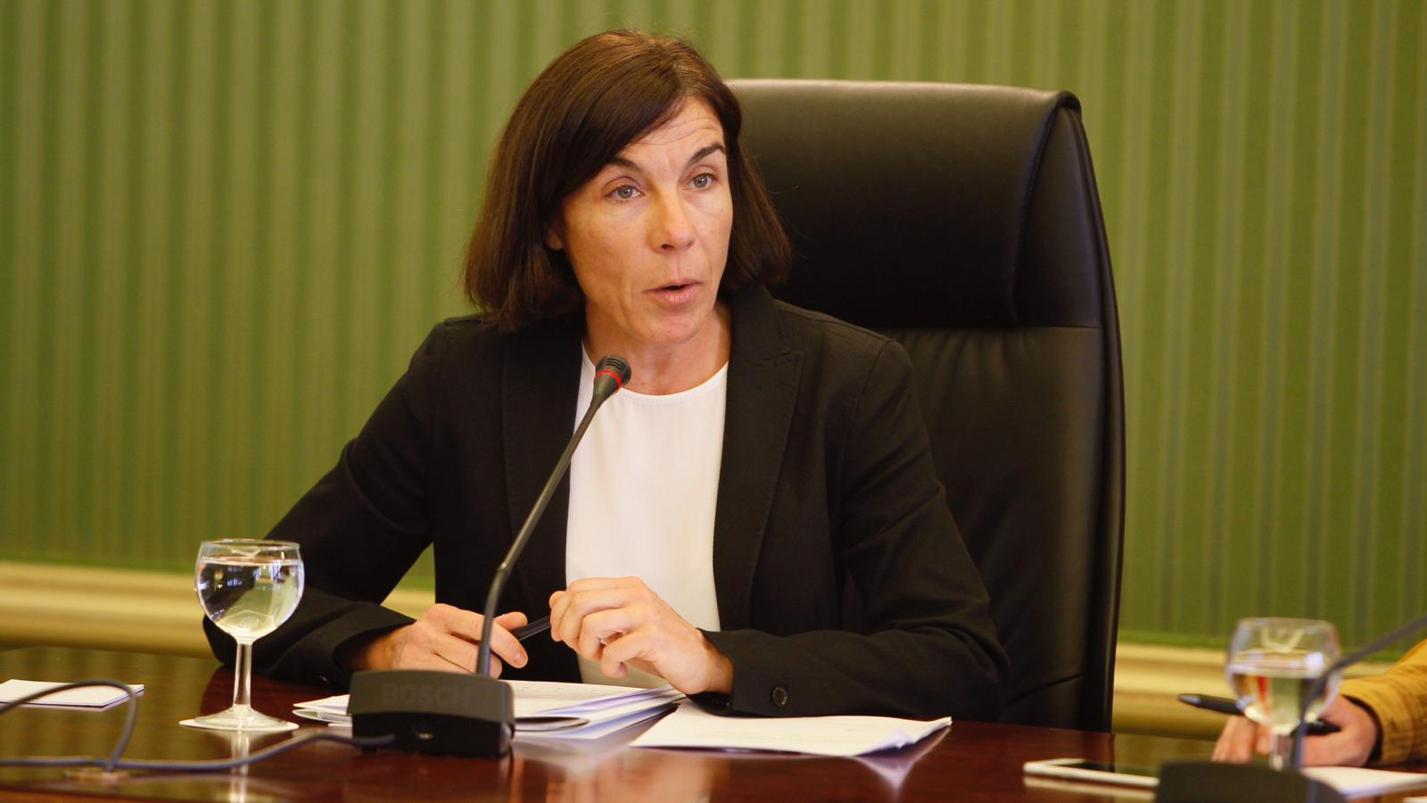 Pilar Carbonell, aquest dijous al Parlament