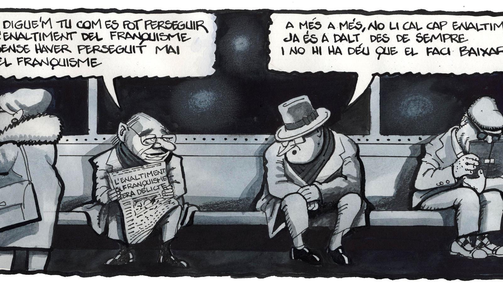 'A la contra', per Ferreres 18/02/2020