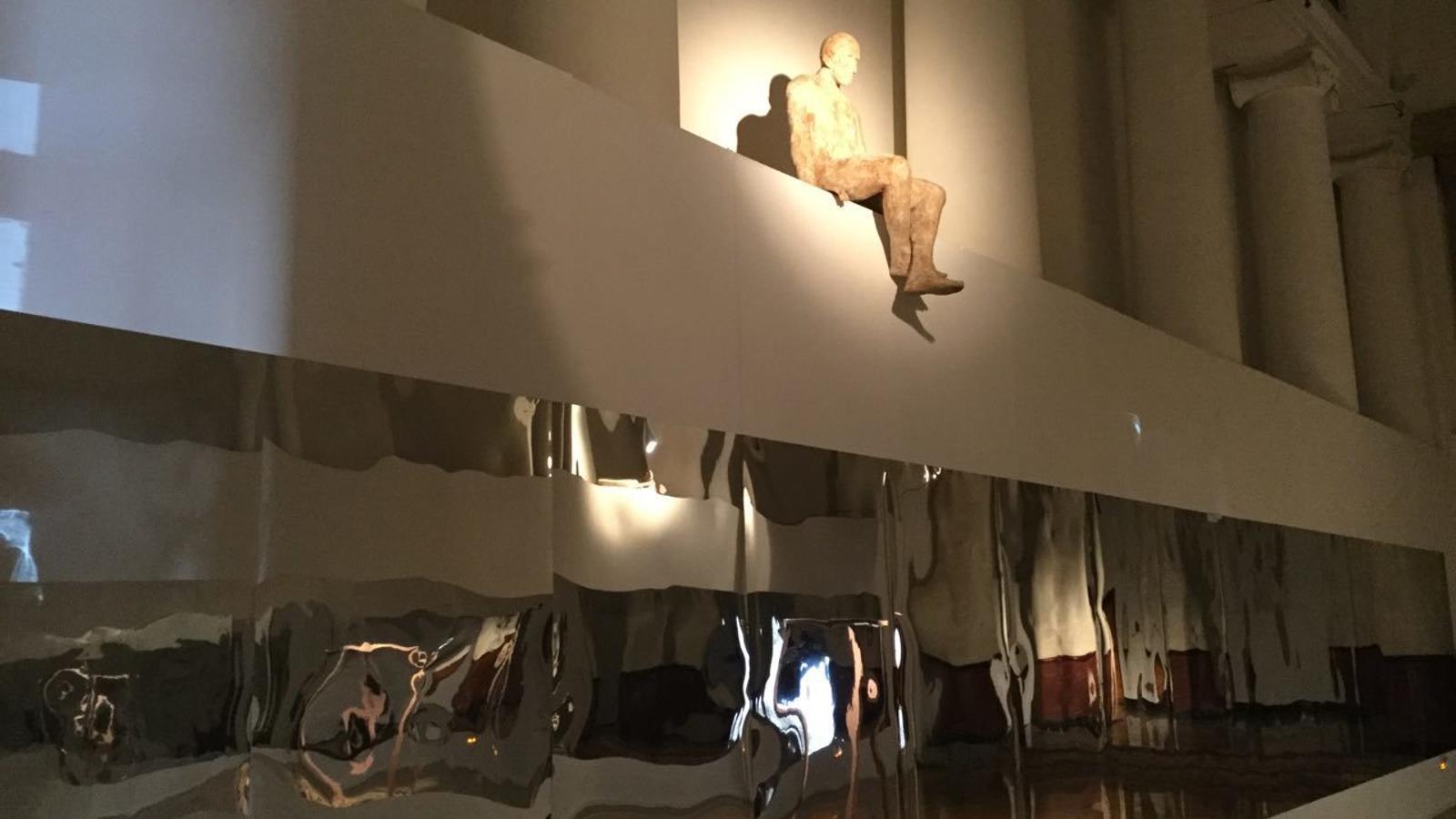 "Exposició ""Seven Views"" de Mendiola./ CONSELL DE MALLORCA."