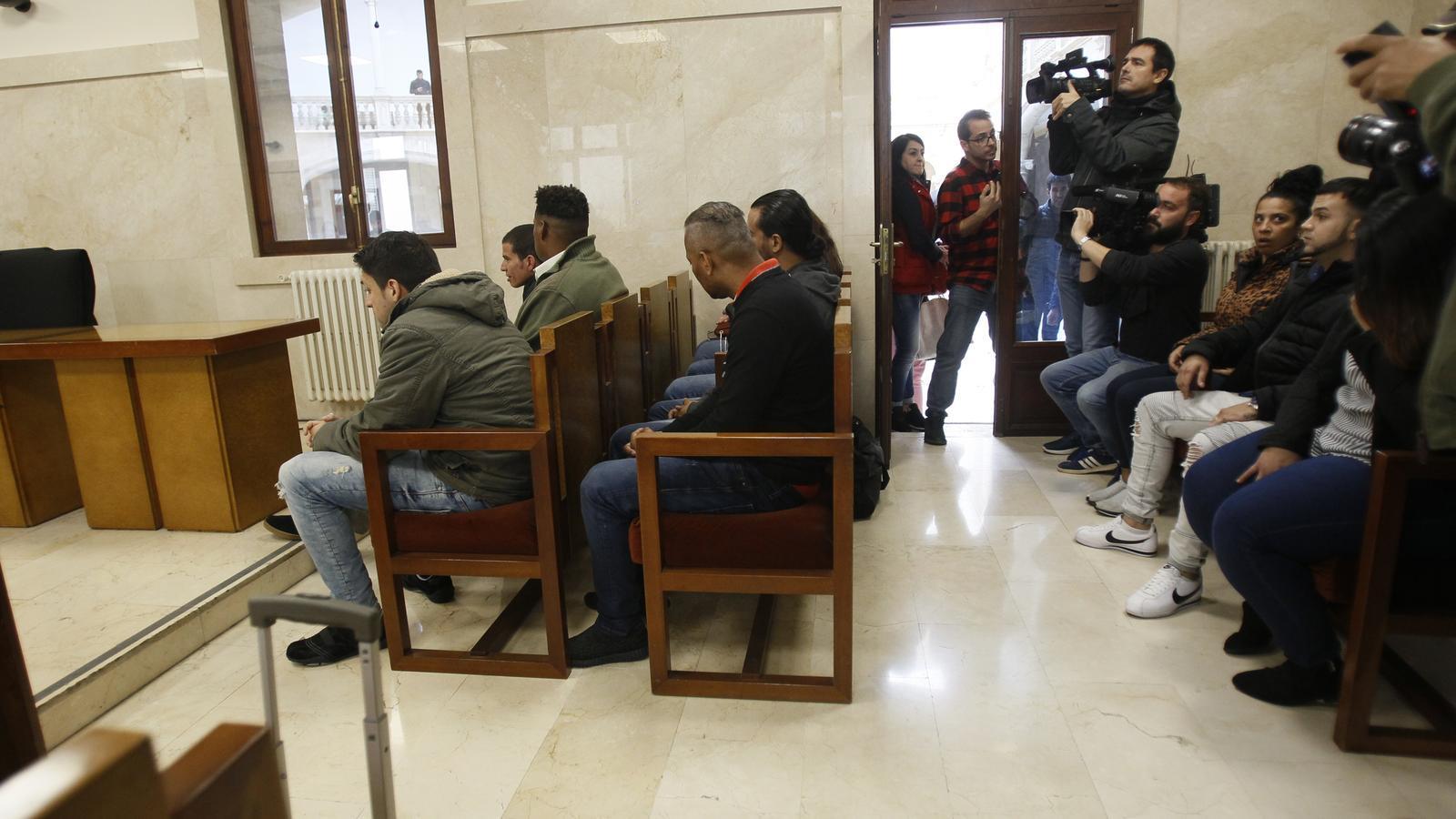 La fiscalia demana penes d'entre 2 i 6 anys de presó pels narcotraficants de l'Operació Posidònia