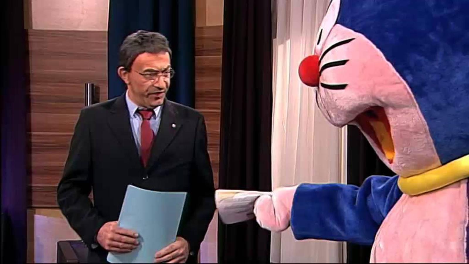 Bartomeu i Doraemon a 'Crackòvia'